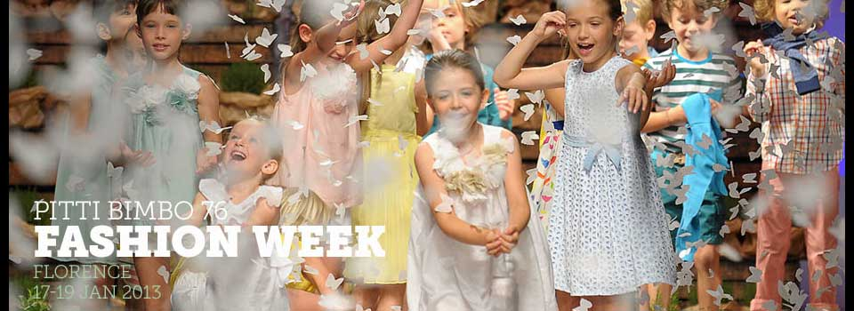 pitti bimbo 76 kids fashion week