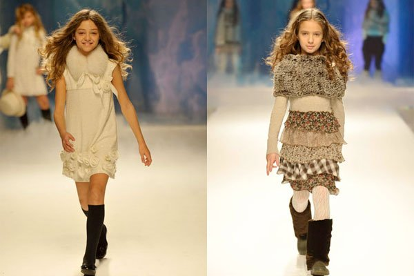 pitti immagine bimbo Elsy GIrls Clothes