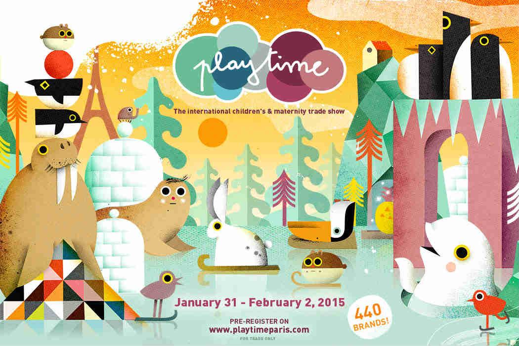 playtime paris feb 2015