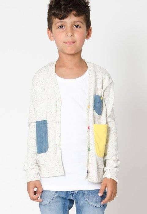 shampoodle patchwork sweater summer 2014