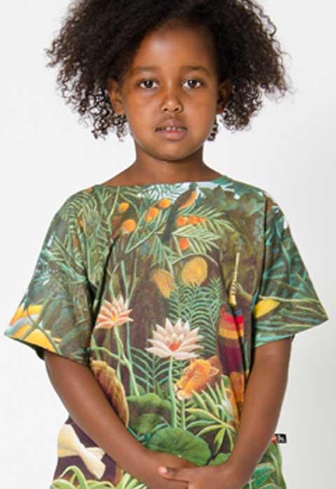shampoodle heni rousseau shirt summer 14