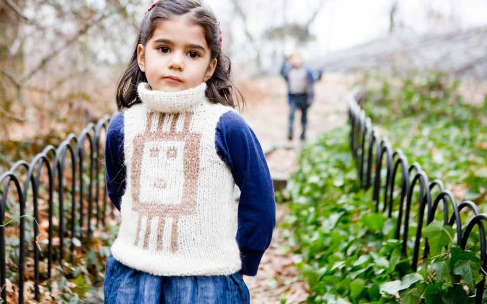 hbb industria argentina girls sweater