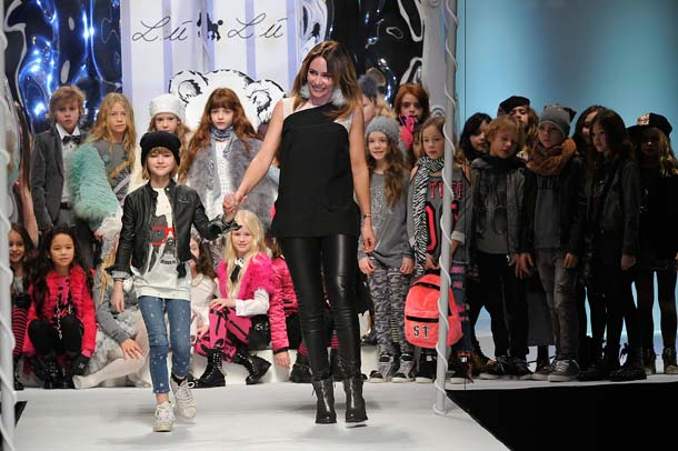 miss grant  girls fall winter 14 runway show