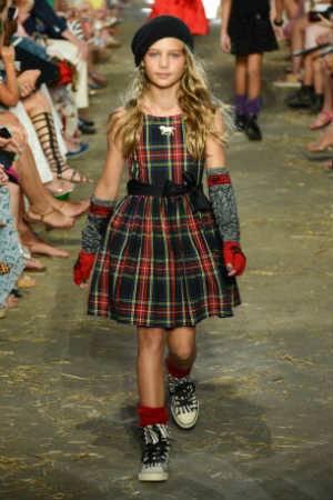 Ralph Lauren Kids Fashion Show