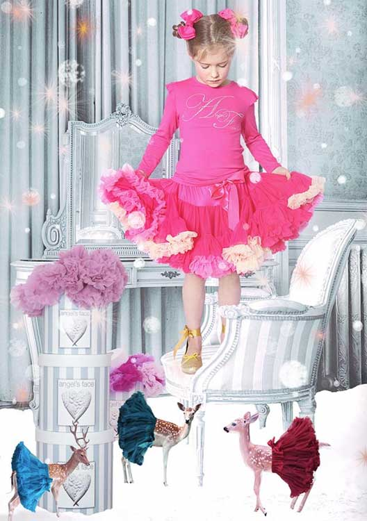 angels face holiday 2014 tutus