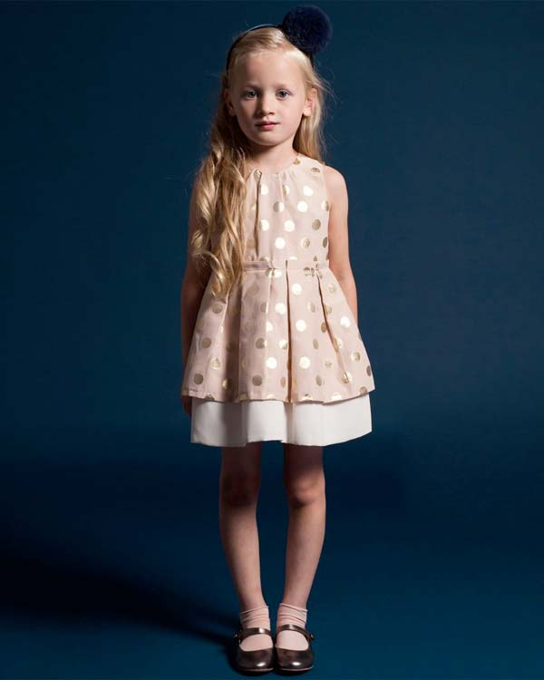 hucklebones london girls holiday 2014 dress