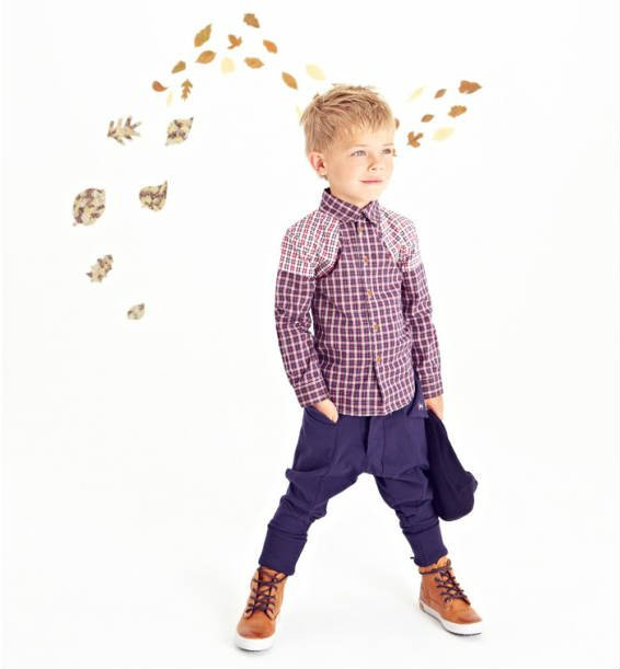 Jessie and James Boys Fall Winter 2014 Outfit