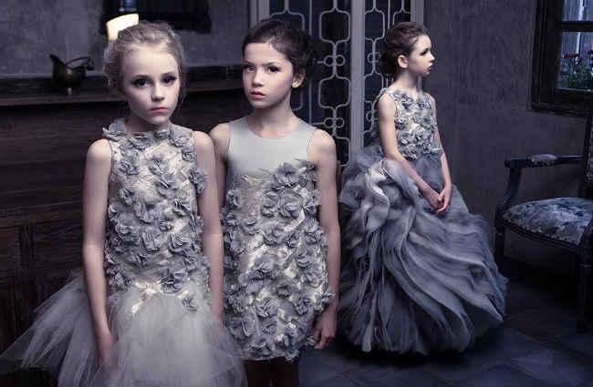 Mischka Aoki All Hail the Queen Dress