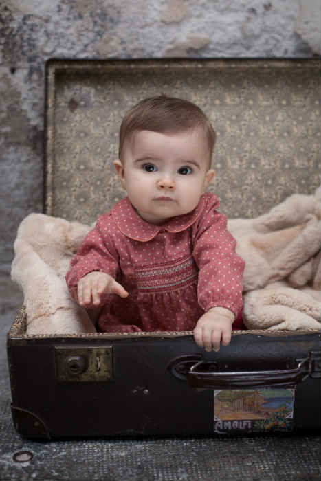 TROIZENFANTS Baby Girls Clothes