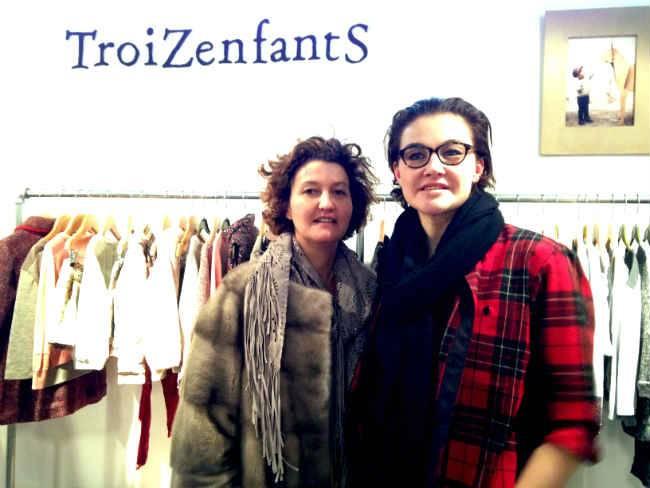 TroiZenfantS Designers Valerie Virginie