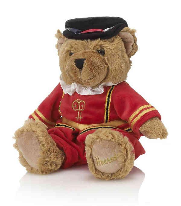 harrods london teddy bear