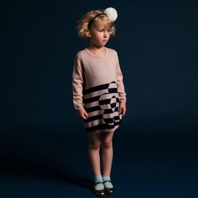 hucklebone london blush navy dress fw14