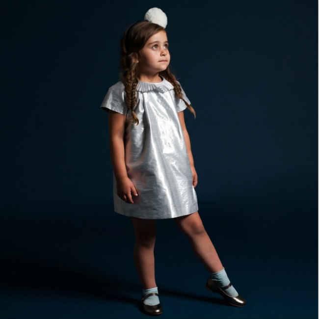 hucklebone silver dress fw14