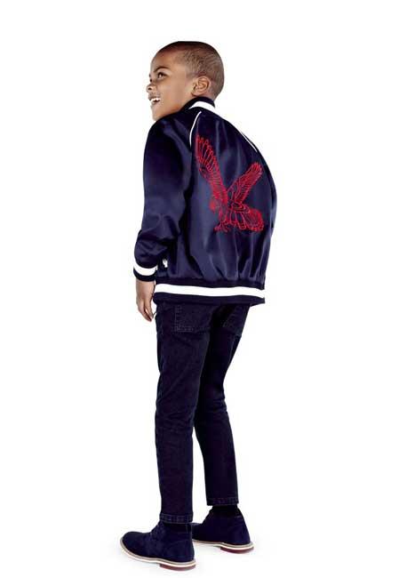 stella mccartney boys fw14 jacket