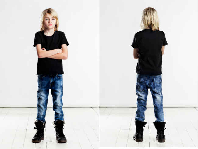 Idigdenim ALABAMA BLUE Jeans