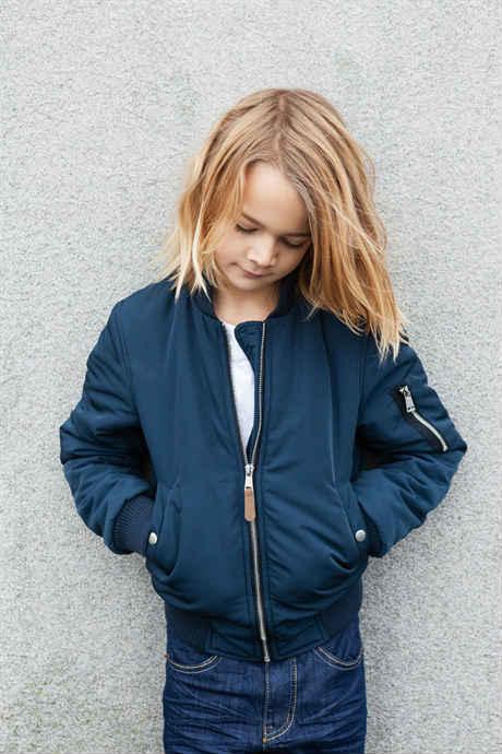 Idigdenim blue jacket