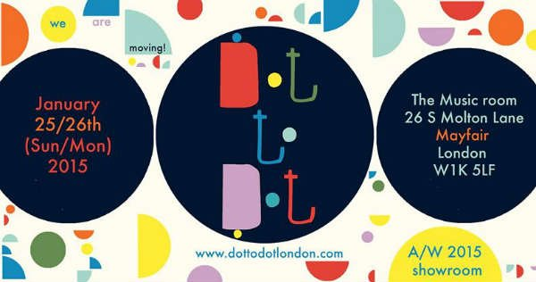 dot to dot london January 2015