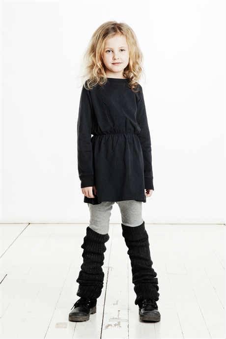 idigdenim Black Noa Dress