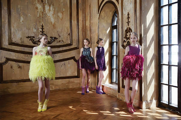 Mischka Aoki Girls Formal Dresses SS15