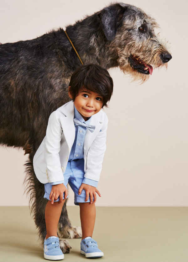 armani junior boys summer 2015 casual wear