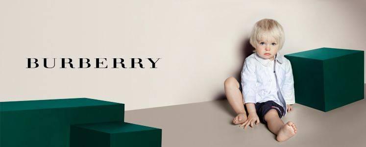 burberry baby fw10