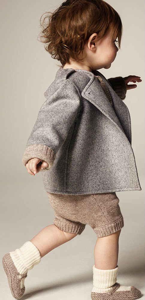 burberry baby fw14 winter coat