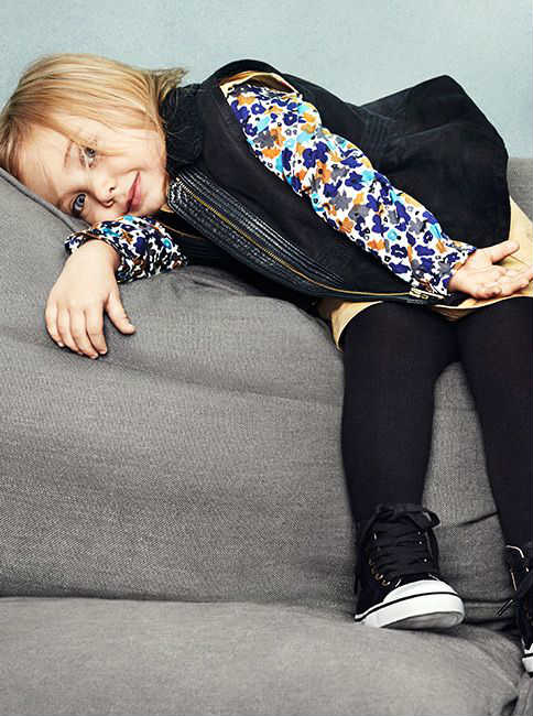 burberry baby girl ss14 collection