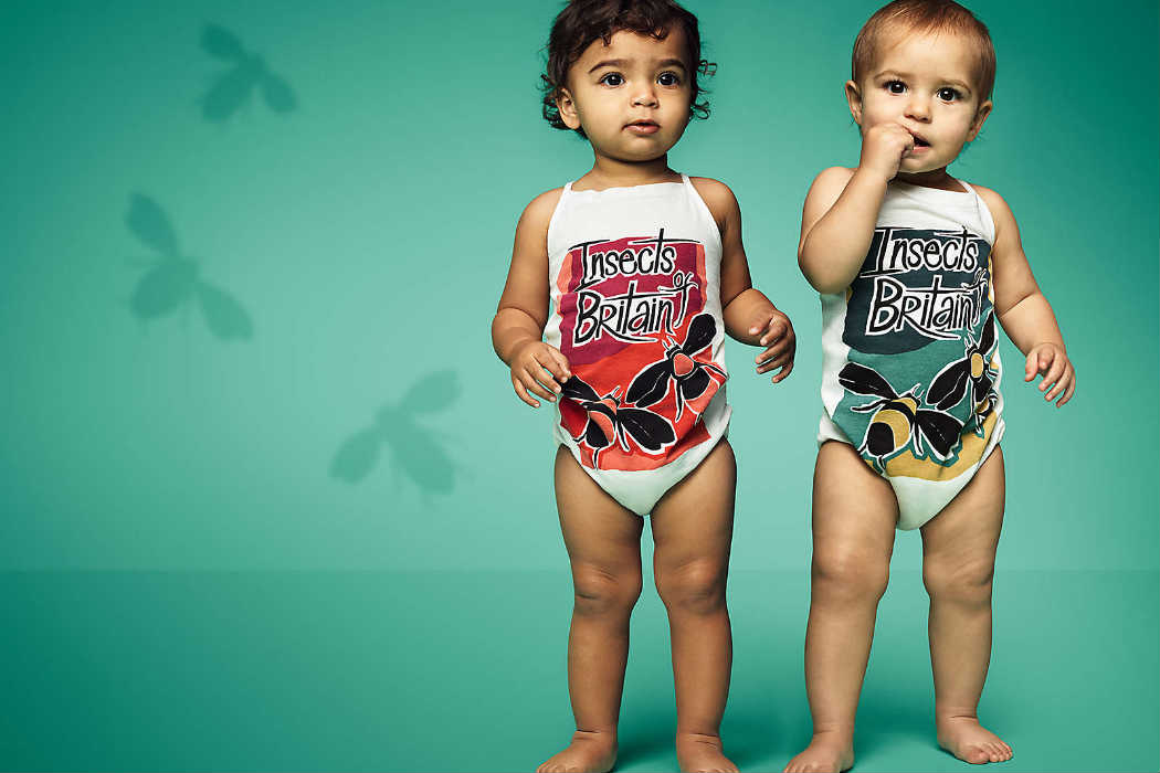 Burberry Designer Baby Clothes for Spring Summer 2015