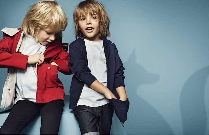 Burberry Boys Desginer Boys Collection