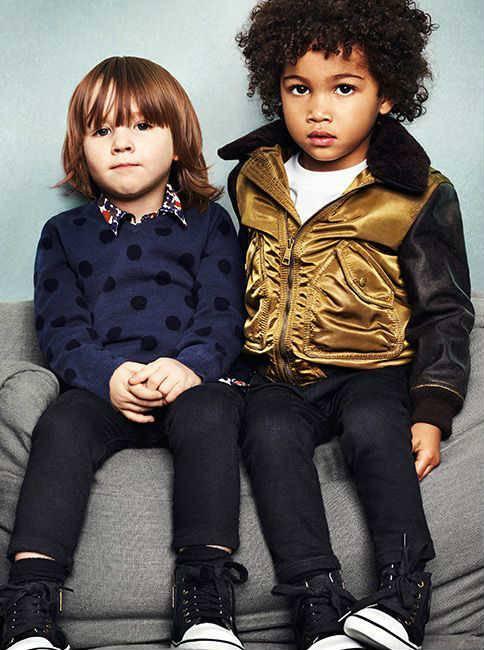 burberry junior boys clothes ss14