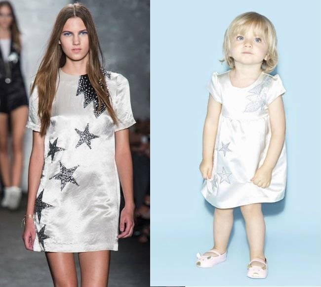 little marc jacobs baby girl star dress spring summer 2015