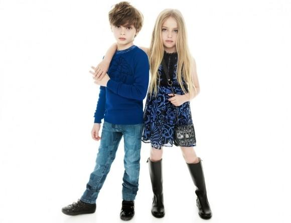 young versace childrens designer clothes