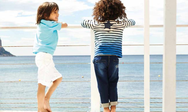 3 pommes boys nautical spring summer 2015 collection