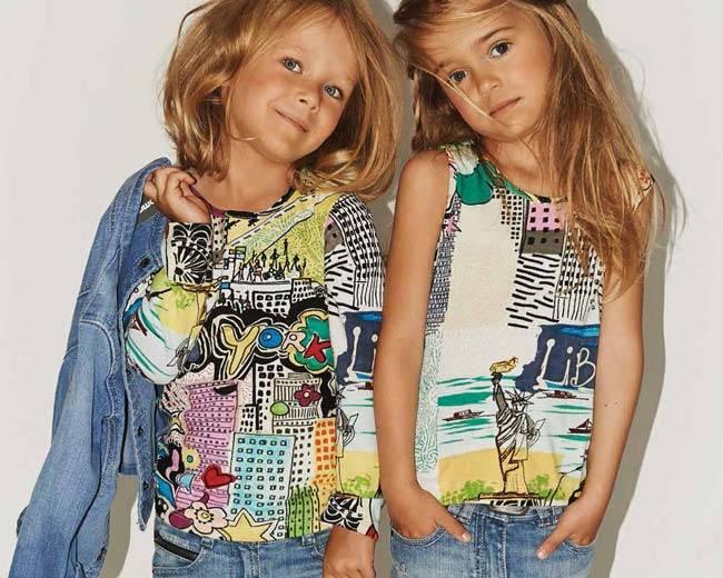 3-pommes-spring-summer-2015-girls-cartoon-shirts