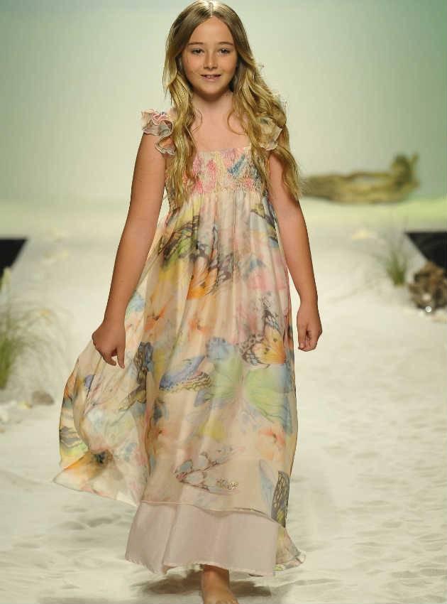 Miss Blumarine Girl Spring Summer 2015 Dashin Fashion