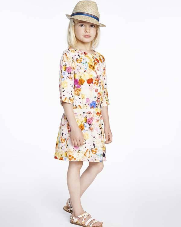SS15-Paul-Smith-Junior-girls-flower-dress