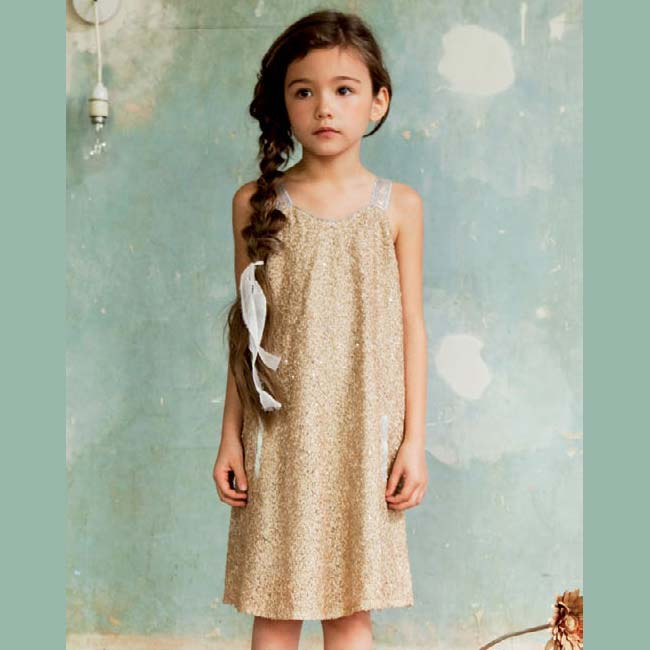 ilovegorgeous ss15 athens night dress gold