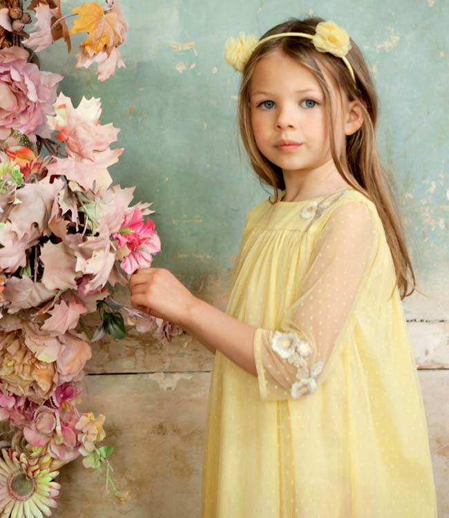 ilovegorgeous ss15 primrose dress yellow