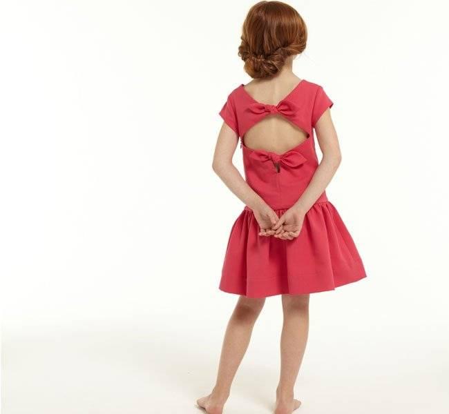 lili-gaufrette-ss15-back-red-dress