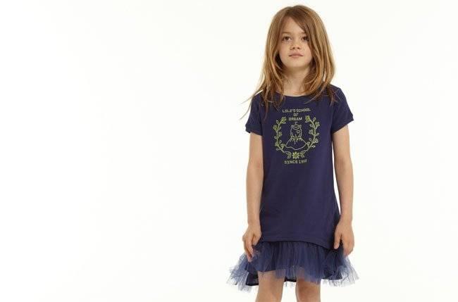 lili-gaufrette-ss15-girls-blue-dress