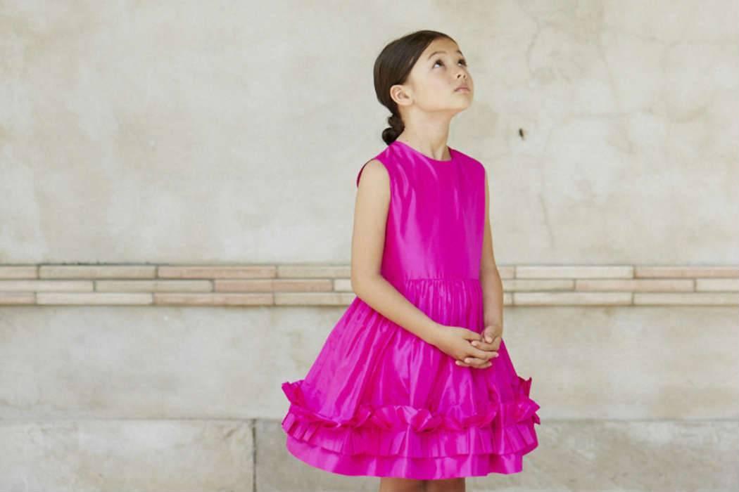 Oscar De La Renta Kids Spring Summer 2015 Dashin Fashion
