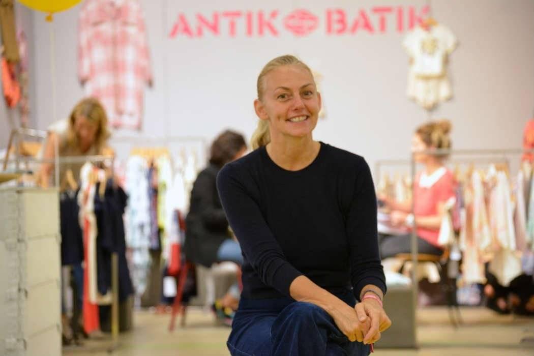 Interview Gabriella Cortese Antik Batik