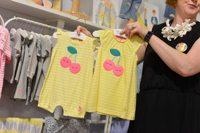 Bonnie Baby Cherry Outfits