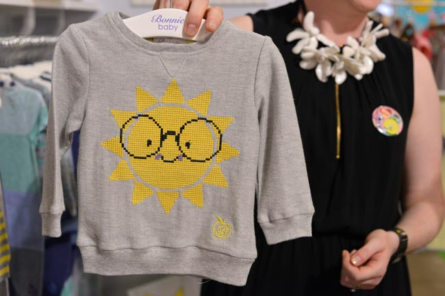 Bonnie Baby Sun Character Spring Summer 2015