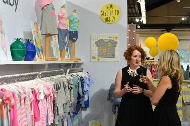 Bonnie Baby Spring Summer 2015 Interview with Designer Tracey Samuel