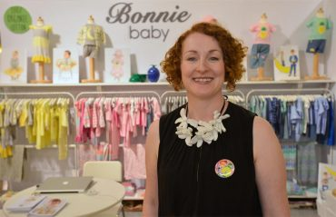 Bonnie Baby Tracey Samuel Playtime Paris Spring Summer 2015