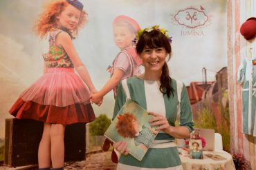 Junima Elisabeth Playtime Paris SS15