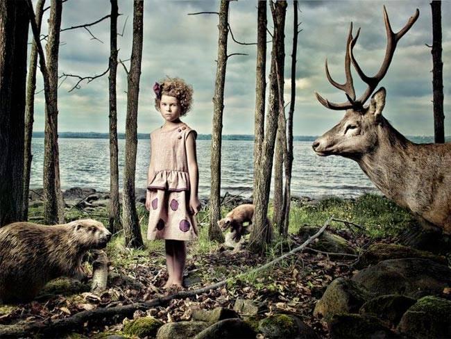 Jumina a Norwegian Fairy Tale