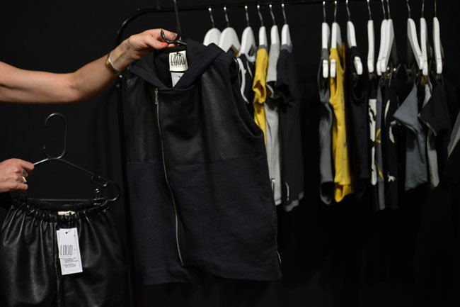 Loud Apparel Kids Leather Clothing SS15