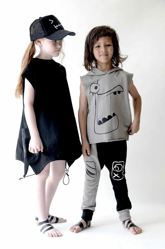 Loud Apparel Minimalist Kids Fashion from London